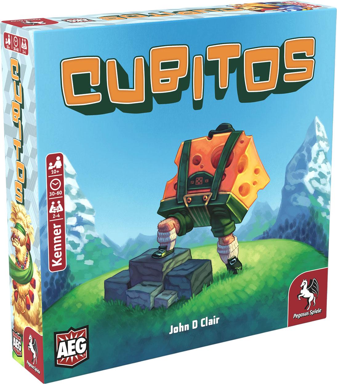 Cubitos (dt. Ausgabe)